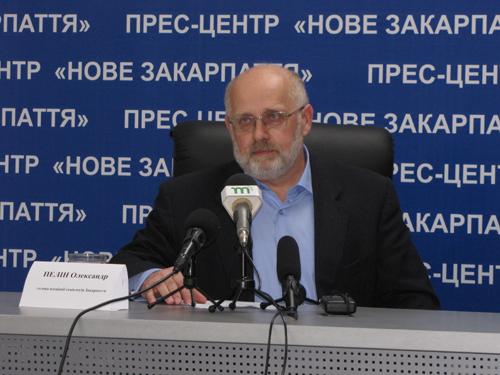 Олександр Пелін: по 68 округу беззаперечно лідирує Сергій Ратушняк