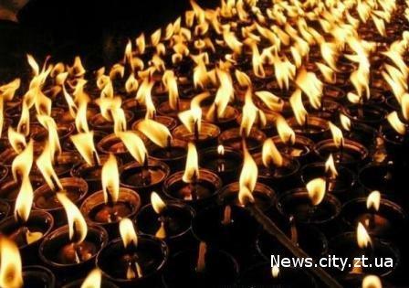 """В Ужгороді """"Карпатська Січ"""" запалить свічки жертвам Голодомору"""