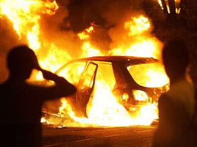 Чому палять машини прокурорам?