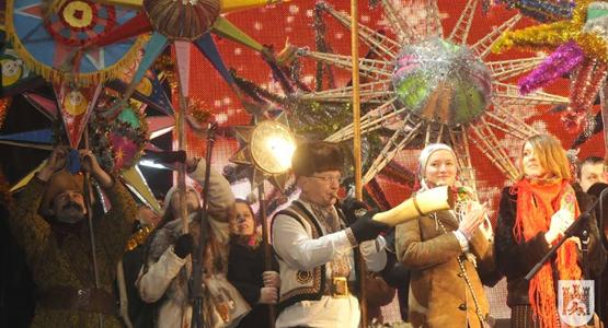 Зимові свята у народній обрядовості Закарпатців
