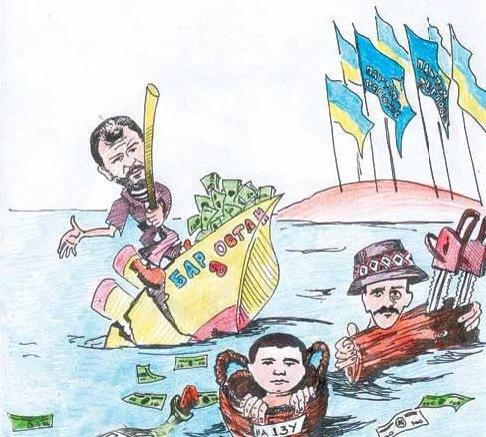 Балоги віддячили Партії Регіонів за свою підтримку на виборах