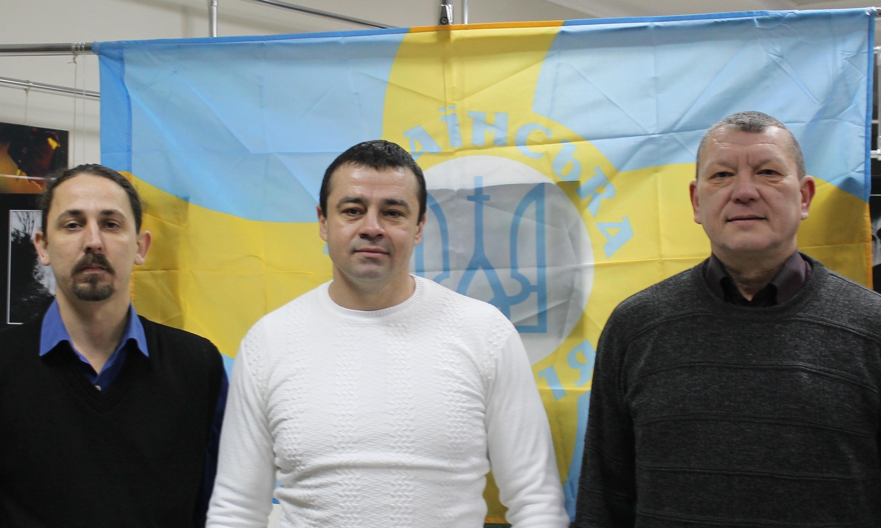 Українська партія (УПА) висунула кандидатів на виборах до Закарпатської облради.