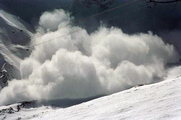 На Закарпатті знову можливі  лавини