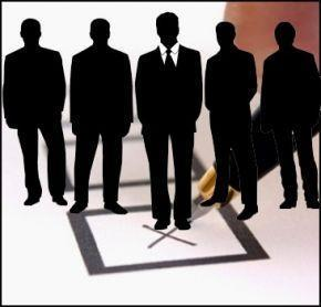 На Закарпатті ОВК масово реєструє технічних кандидатів