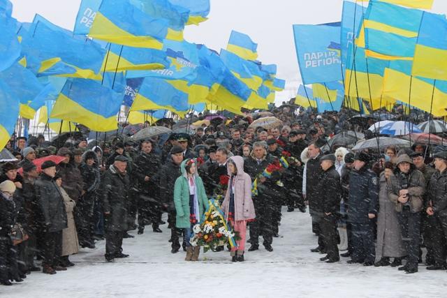 Влада вшанувала 74 річницю проголошення Карпатської України