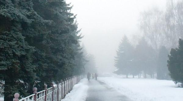 На Закарпатті різко похолодає