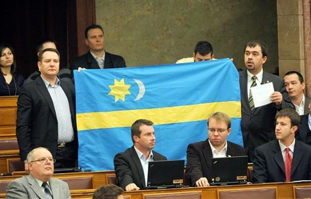 На Закарпаття їде  один з лідерів угорського «Йоббіка»