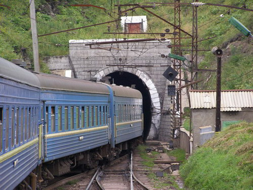 Шокуючий трафунок на залізниці, або І таке буває!..