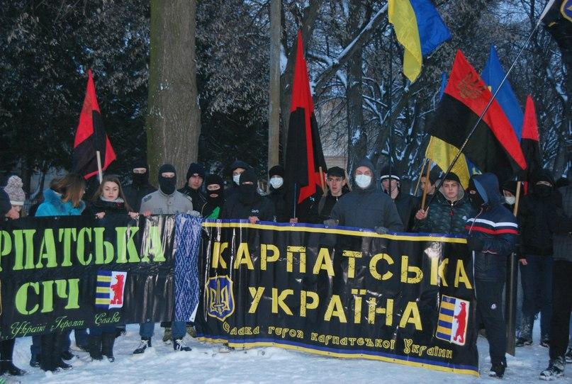 Загони народної самооборони почали створювати і в Ужгороді (ВІДЕО)