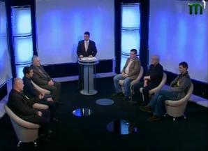 На Тисі-1 відбулося ток-шоу з приводу забудови Площі Народної в Ужгороді (відео)