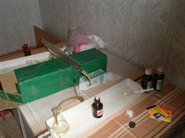 Міліціонери накрили нарколабораторію в одному з ужгородських готелів