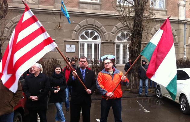 """""""Свобода"""" вимагає від СБУ перевірити діяльність """"мадярських шовіністів"""" на Закарпатті"""