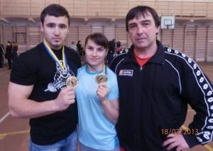 Закарпатка Єлизавета Бан стала чемпіонкою світу з пауерліфтингу