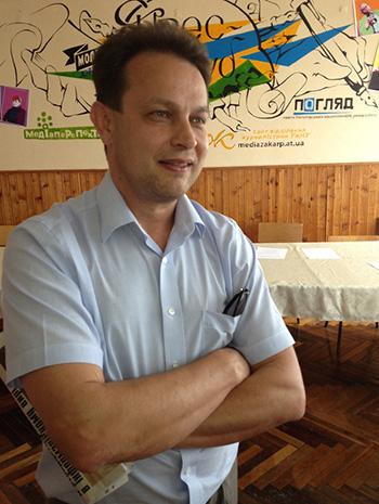 Закарпатська журналістика успішно розвивається