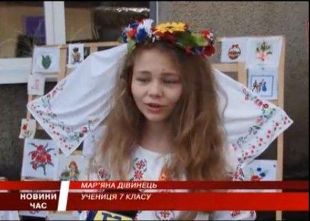 Свято вишиванки відбулося на Хустщині (відео)