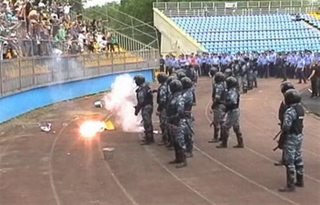 """Інформація про розгром ужгородського стадіону фанами """"Карпат"""" виявилася брехливою """"качкою"""" окремих видань"""