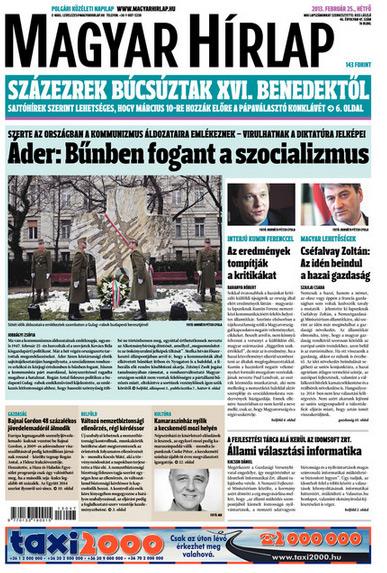 Угорську газету оштрафували за те, що назвала циган тваринами