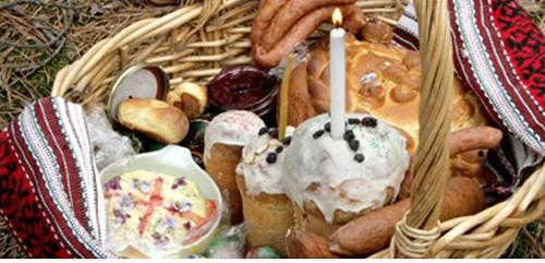 ГРАФІК  освячення пасок у православних храмах  міста Ужгород.