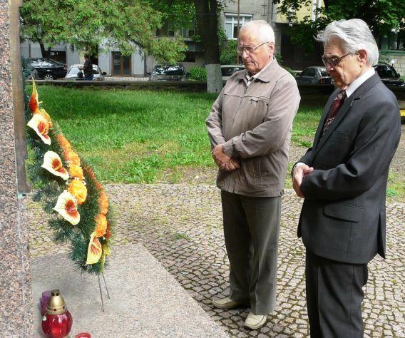 На Закарпатті вшанують пам'ять репресованих українців