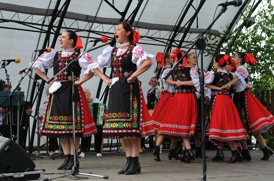 Словацькі виконавці змагалися у Середньому