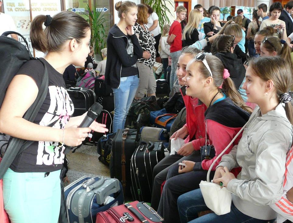 Акція «Подарунки школярам» пройде в Ужгороді