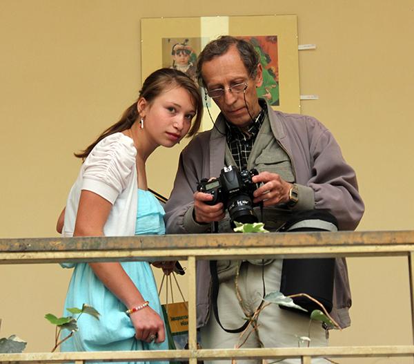 На Закарпатті відзначили юних фотографів