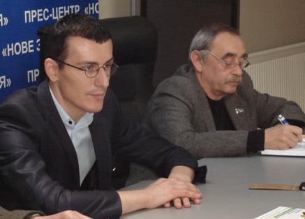 Візит першого заступника новинарського голови окрилив лідерів закарпатських журналістів