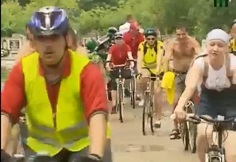 Путівник для велотуристів по Закарпаттю (відео)