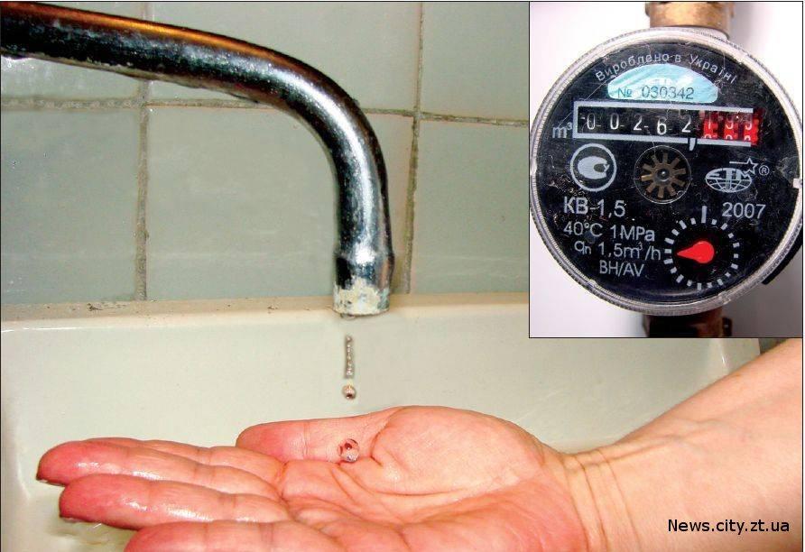 Берегівський водоканал просить споживачів економніше витрачати воду