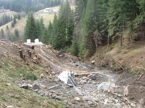 На Рахівщині встановили  мораторій на будівництво міні-ГЕС