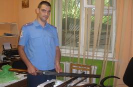 Ужгородці позбуваються нелегальної зброї