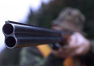 У закарпатця вилучили гвинтівку