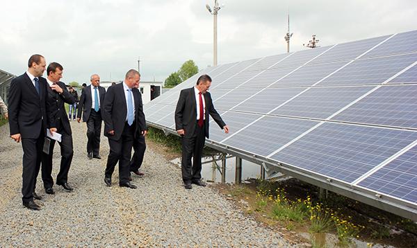 Закарпатська влада підтримує проекти з розвитку альтернативної енергетики
