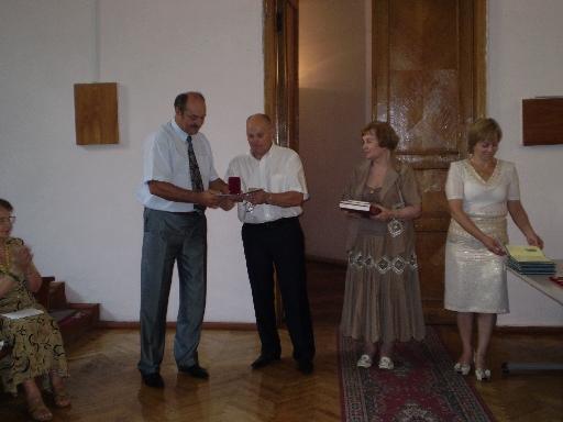 Закарпатець став першим лауреатом Премії імені академіка Петра Тронька