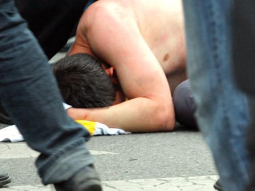 Закарпатська міліція спростувала повідомлення про побиття військовими мешканця Луганщини