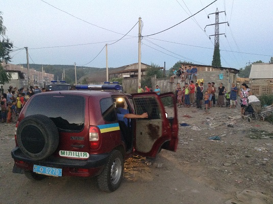 Злочин ужгородських циган розкрили по гарячих слідах