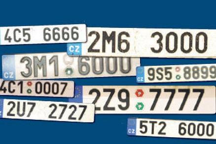 У Берегові масово крадуть номерні знаки автівок
