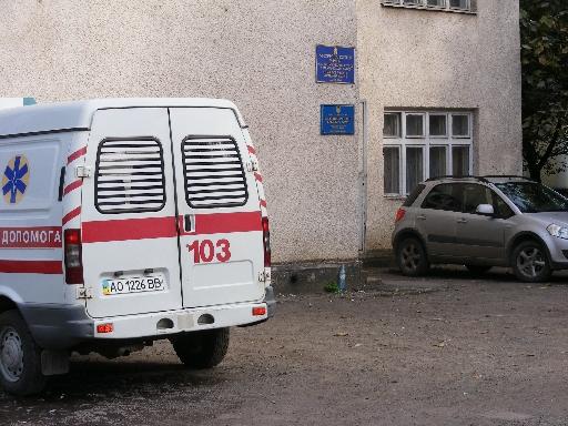 В Іршаві морг об'єднали із РАЦСом (фото)