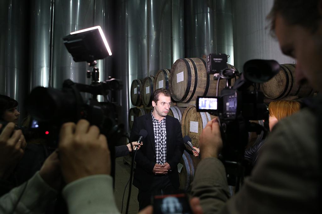 На Закарпатті якість виноробної продукції досліджували 50 експертів