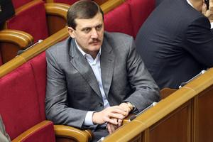 Брат Балоги увійшов до провладної більшості Верховної Ради