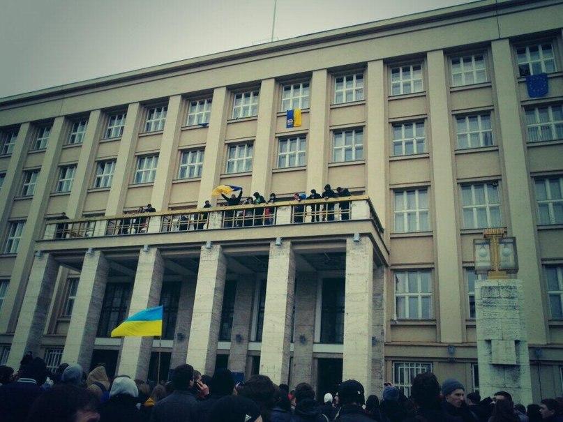 Закарпатська облрада прийняла звернення, посилаючись на референдум інспірований в надрах КДБ
