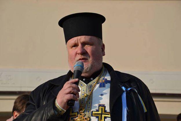 Закарпатське духовество та громадськість краю вітають  єпископа Віктора з Днем народження