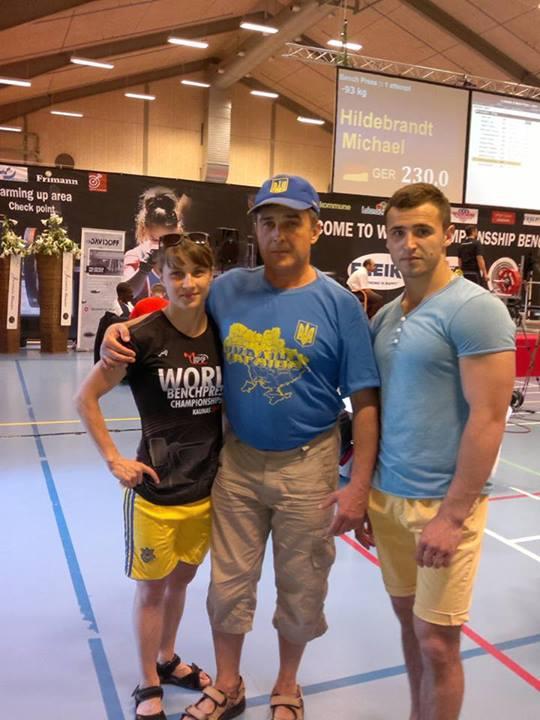 Закарпатські пауерліфтери стали призерами Чемпіонату світу (ФОТО)
