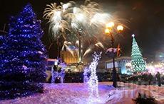 Ужгородців запрошують на Театральну, щоб привітати своє місто з Новим Роком