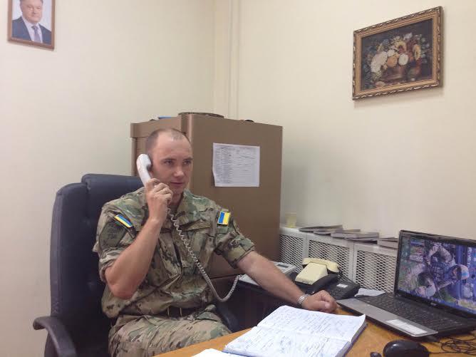 Підполковник із Ужгорода розробляє систему військово-патріотичного виховання в Збройних Силах України