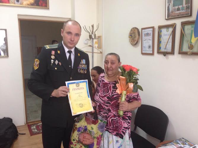 Сім'ї ромів-добровольців знаходяться під опікою Ужгородського військкома (ФОТО)
