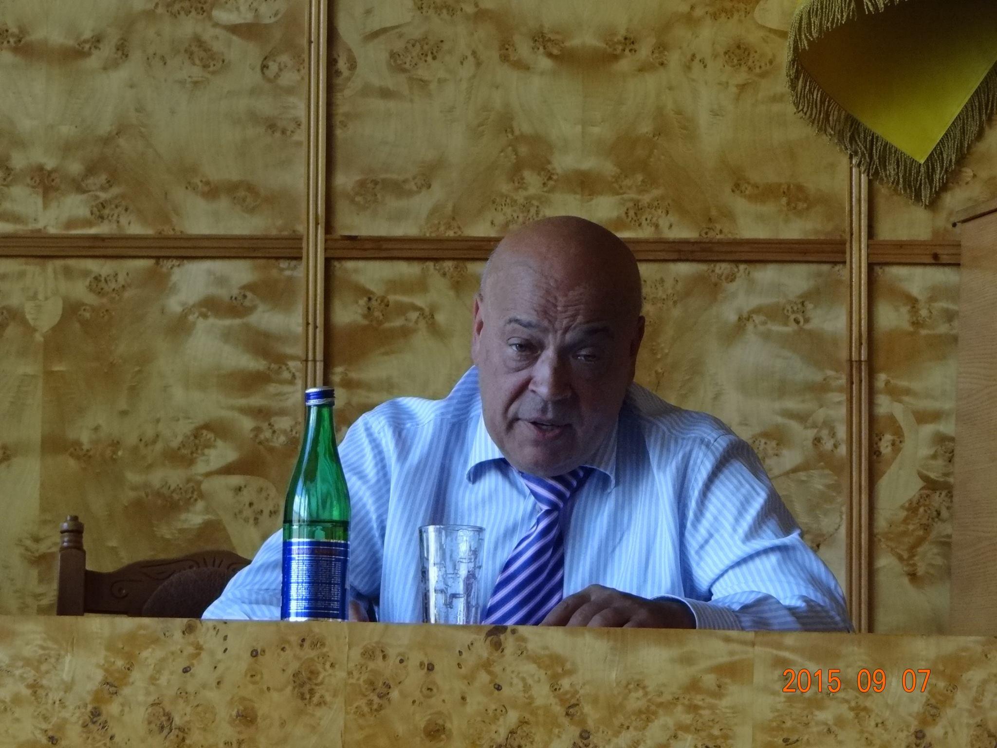 Москаль пообіцяв розігнати керівництво Митного посту «Тиса» за грубі порушення в роботі