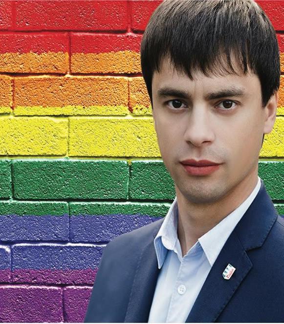 Ужгородський військкомат розшуковує потенційного кандидата в мери Ужгорода Щадея