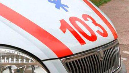 На Хустщині внаслідок спалаху газу постраждала молода жінка