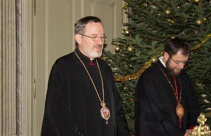 Єпископ Мукачівської греко-католицької єпархії Мілан Шашік потрапив в автокатастрофу, у якій загинули троє людей